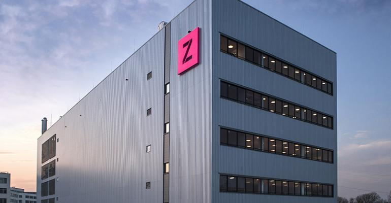 Zenium Frankfurt One data center