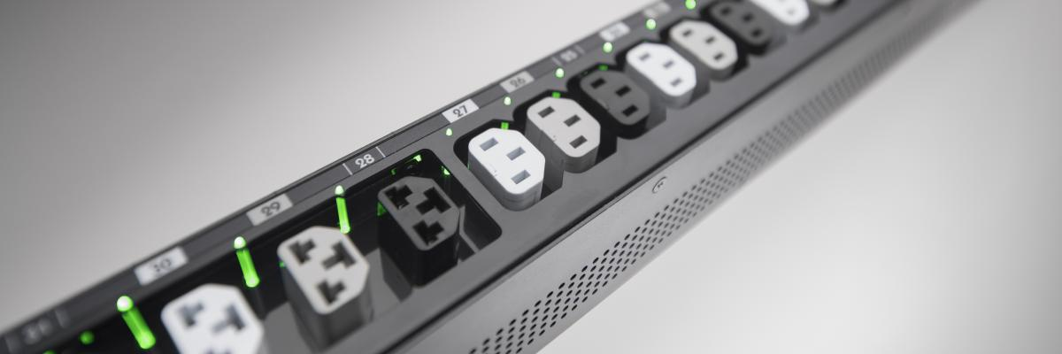The First Combination Outlet in the Data Center Rack, a C13 and C19 in One