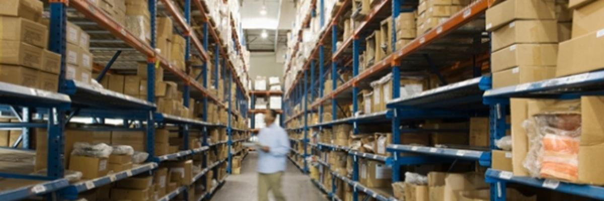 Pharma Company Protects IT Equipment in Warehouse