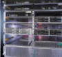 Equipment in an Open19 cage, inside a rack by Rittal