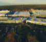 Aerial view of QTS's Richmond, Virginia, data center, which used to be a Qimonda semiconductor fabrication facility.