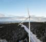 Vattenfall's Stor-Rotliden wind farm in Åsele, Sweden