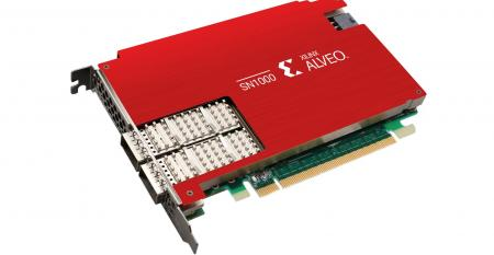 Xilinx Alveo SN100 SmartNIC