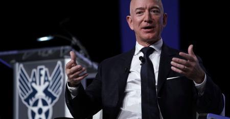 Amazon founder and CEO Jeff Bezos, September 2018