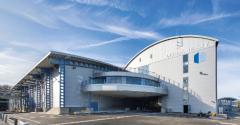 Digital Realty data center in Chessington, U.K.