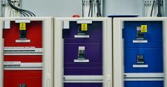 Data center electrical