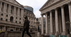 Bank of England, London, 2021