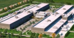 Rendering of Facebook's future data center in DeKalb, Illinois, announced June 2020