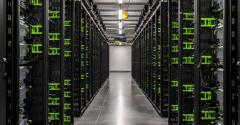 Inside Facebook's data center in New Mexico