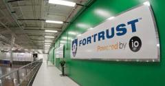 IO.Anywhere data center modules deployed within the FORTRUST data center in Denver.