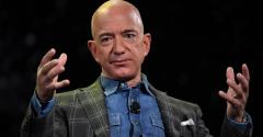Amazon founder and CEO Jeff Bezos, June 2019