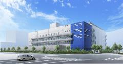 Rendering of the future MC Digital Realty NRT10 data center campus in Inzai City, currently under construction.