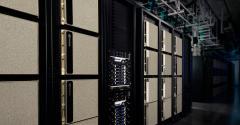 Nvidia DGX SuperPOD supercomputer