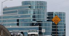 Oracle headquarters in Redwood Shores, California