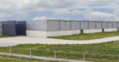 The Eemshaven, Netherlands, data center QTS acquired from TCN SIG Telehousing B.V. in a bankruptcy proceeding. The deal included one other Netherlands data center.