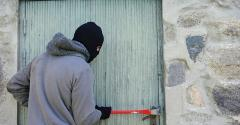 thief breaching door