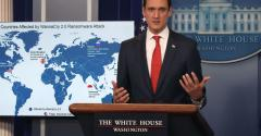 Tom Bossert, Trinity Cyber president and co-founder, served as White House homeland security advisor from January 2017 until April 2018.