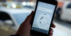 Uber app 2018