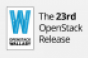 OpenStack Wallaby logo