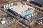 Google data center under construction in Clarksville, Tennessee