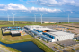 Google's data center campus in Eemshaven, Netherlands