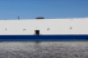 Nautilus's floating data center under construction at Mare Island in California