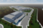 Rendering of the future Vantage data center campus in Ashburn, Virginia
