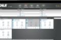 Screenshot of a Scale dashboard