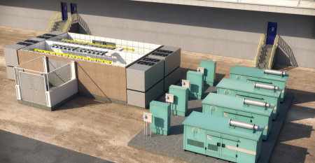 Rendering of a Compass EdgePoint data center