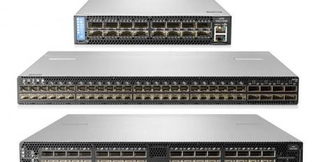 HPE StoreFabric M Series switches