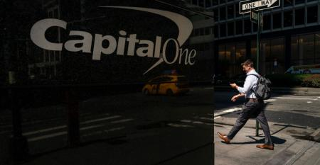 Capital One offices in Manhattan