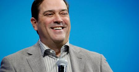 Cisco chairman and CEO Chuck Robbins