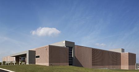 A Flexential data center in Philadelphia