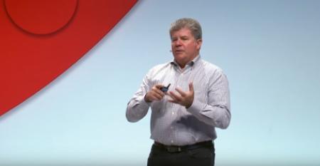 Joe Kava, VP of data centers, Google