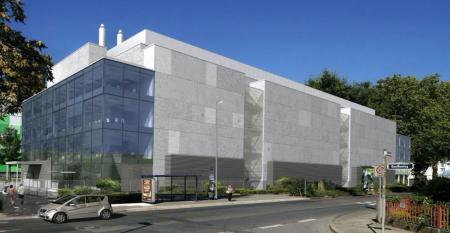 The Etix campus in Offenbach, Germany, now part of the Vantage portfolio