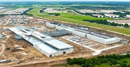 US Data Center Construction Update