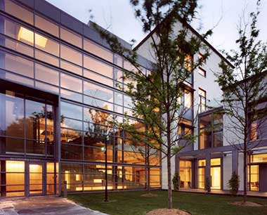 60 Oxford Street, the LEED-certified data center at Harvard University
