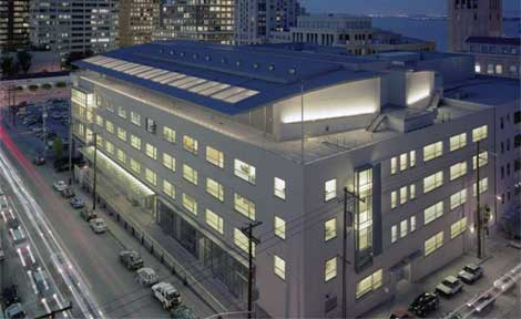 The 365 Main flagship data center in San Francisco.