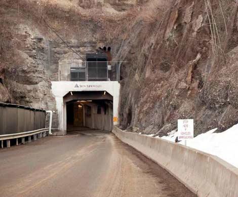 Iron Mountain S Energy Efficient Bunker Data Center