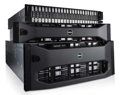 Dell Extends EqualLogic Storage Offerings   Data Center Knowledge