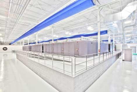IO New Jersey Modular Site Earns Tier III Status | Data Center Knowledge