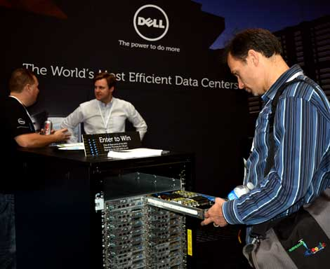 Dell-booth-rack