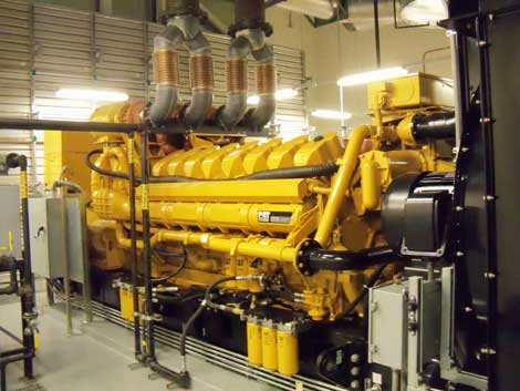 Diesel The Lifeblood Of The Recovery Effort Data Center