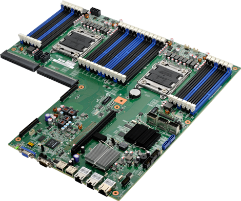 Intel has been working with the OCP community to finalize the Decathlete board specification for a general-purpose, large-memory-footprint, dual-CPU motherboard for enterprise adoption.