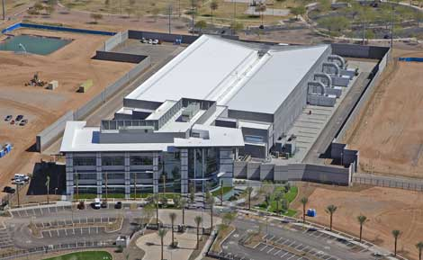 CyrusOne's Phoenix data center