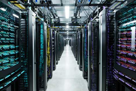 Inside Facebook's Lulea Data Center | Data Center Knowledge