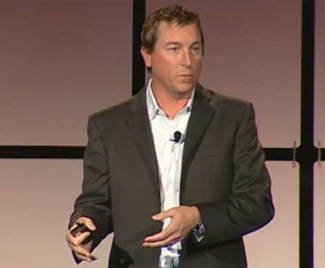 Chris Crosby, founder and CEO, Compass Datacenters.