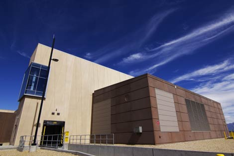 The eBay data center in South Jordan, Utah. (Photo: eBay)