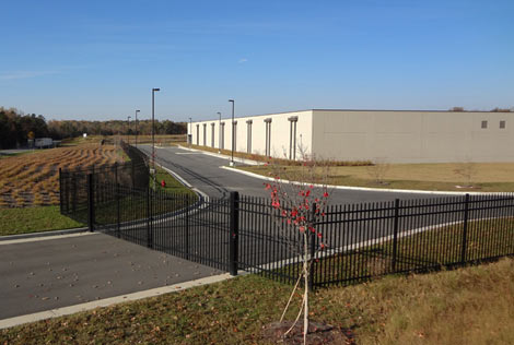 The T5 data center at Kings Mountain, North Carolina. (Photo: T5 Data Centers)