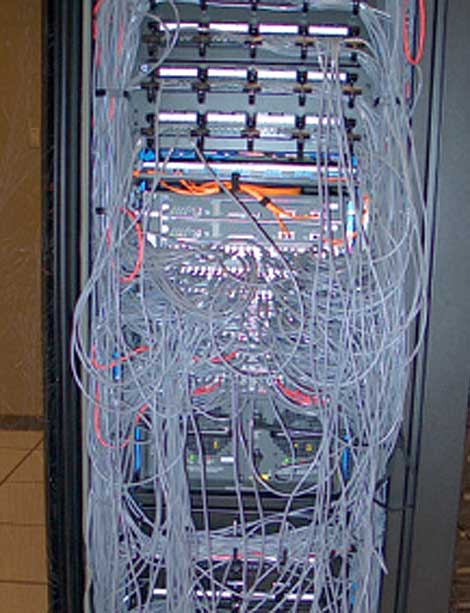 patch panel cabling best practices